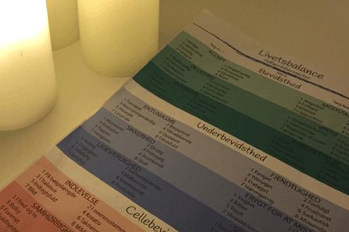 Livsbalance terapi